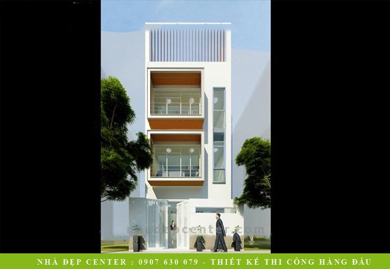 Nhà Phố 3 Tầng Đẹp Của Diễn Viên NMY | NPNXSG117