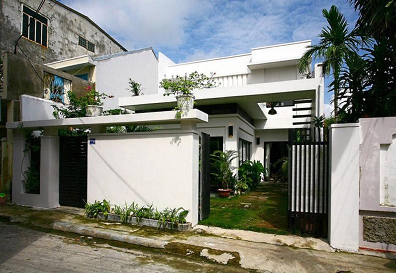 Nhà Phố Vườn 100m2 Sài Gòn | NPNXSG121