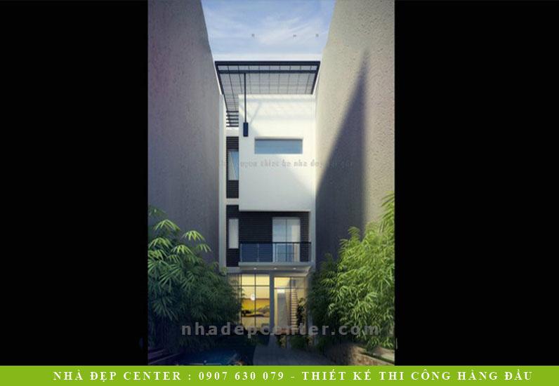 Nhà Phố Xinh Quận 8 | NPNXSG118