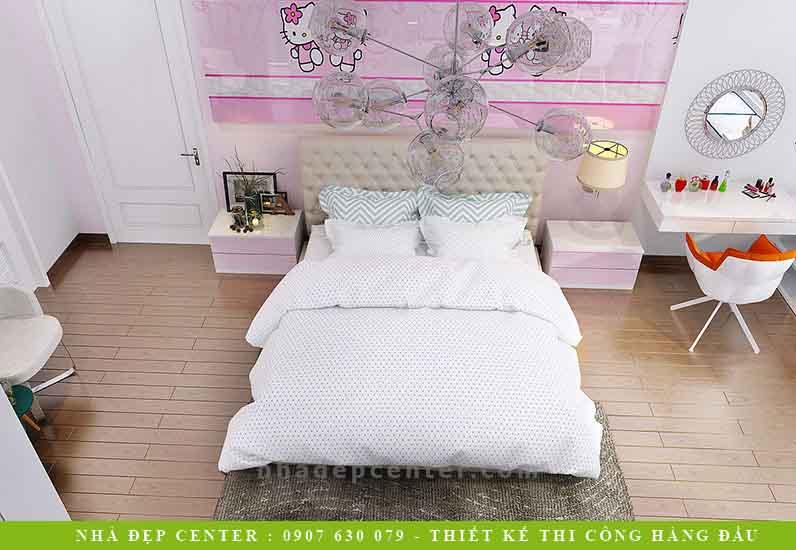 Thiết Kế Nội Thất Phòng Ngủ – Nhà Anh Xuân | NT-NX144