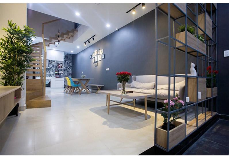 Kiến Trúc Nhà Phố Đẹp Như Kính Vạn Hoa | Sài Gòn | NP-172