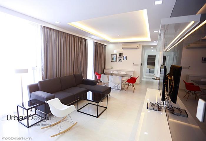 Mẫu Phòng Khách Đơn Giản Mà Đẹp Cho Chung Cư | NT-163