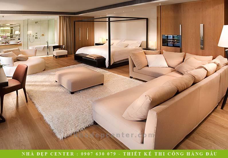 Thiết Kế Phòng Ngủ Khách Sạn 5 Sao | NT-172