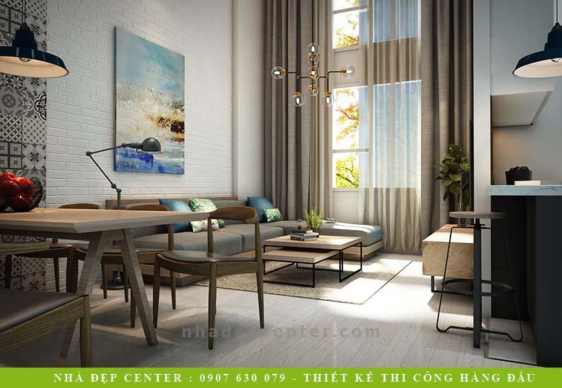Nội Thất Đẹp | Căn Hộ 65 m2 | Anh Tùng | NT-153