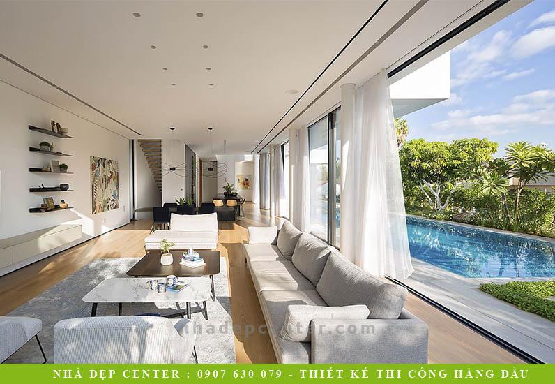 Biệt Thự Vườn Có Không Gian Xanh Yên Tĩnh | BT-165