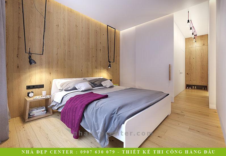 Gỗ Tự Nhiên Trong Trang Trí Nội Thất Phòng Ngủ | NT-144