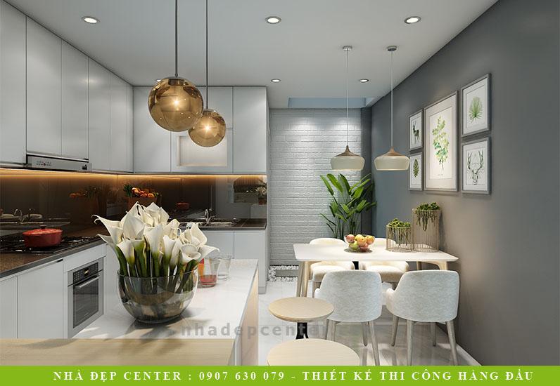 Nội Thất Nhà Đẹp Với Đèn Chùm Trang Trí | Anh Hà | NT-130