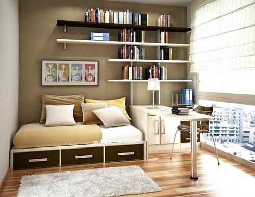 Mẹo nhỏ giúp bạn sắp xếp bố cục không gian giúp cho nhà phố đẹp thêm hoàn hảo