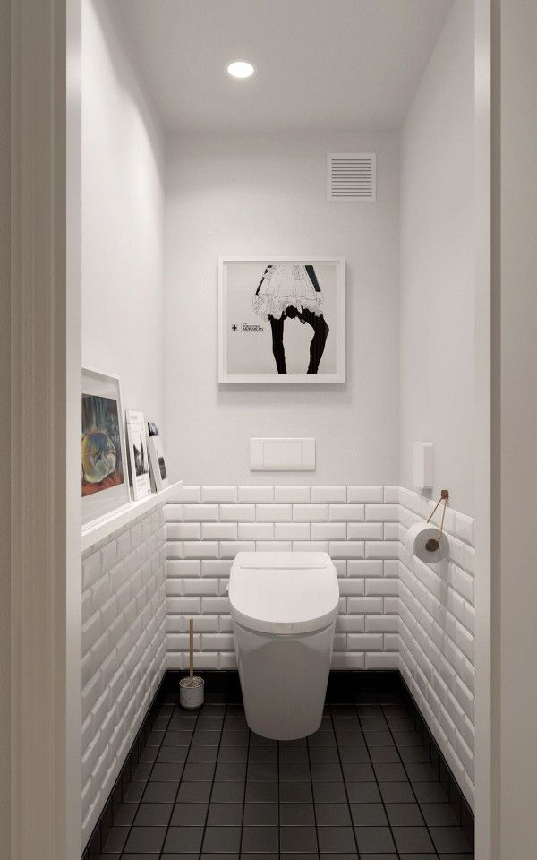 Interesting-Small-Downstairs-Toilet-Designs-59-For-Home-Pictures-with-Small-Downstairs-Toilet-Designs