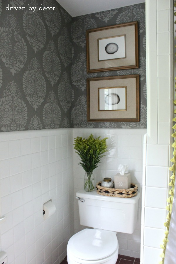 good-toilet-decor-pictures-our-stenciled-bathroom-budget-makeover-reveal
